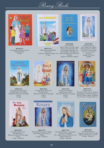 Rosary Books - Christian Supplies