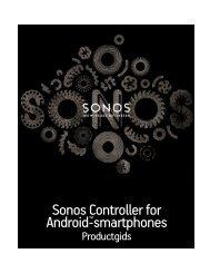 Sonos-afspeellijst - Almando