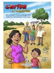 Sarita la Segurita, nos enseña cómo protegernos de los desastres ...