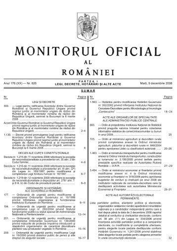 Tarifele pentru prestatiile specifice realizate de Autoritatea Rutiera ...