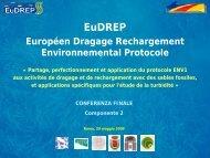 Subproject EUDREP Luisa Nicoletti (ICRAM) (pdf 3.3 Mb) - Beachmed