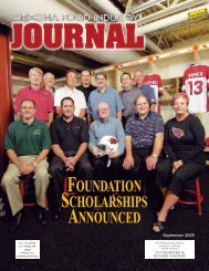 FOUNDATION SCHOLARSHIPS - Arizona Food Marketing Alliance