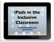 iPad-Inclusive Classroom-Aug23