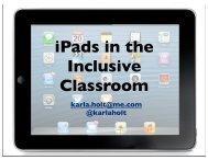 iPad-Inclusive Classroom-Aug23