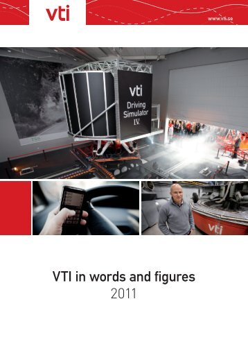 Download VTI in words and figures 2011 (pdf)