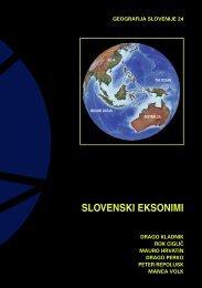 slovenski eksonimi - Geografski inštitut Antona Melika - ZRC SAZU
