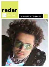 Radar, diciembre 06/enero 07 - Ayuntamiento de Huesca