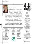 winter 2007 - 4-H Ontario - Page 4
