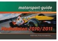 Mediadaten 2010/2011 - Motorsport-Guide.com