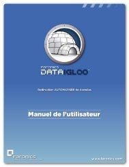 Utilisation de Data Igloo - Faronics