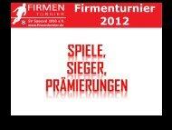 PDF-Datei - Firmenturnier