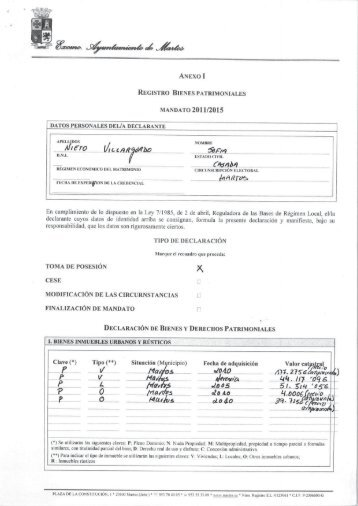 Pbs 0303 procedimiento op for Registro bienes muebles cadiz