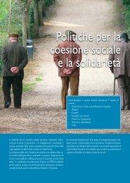 Politiche per la coesione sociale e la solidarietà - Comune di ...