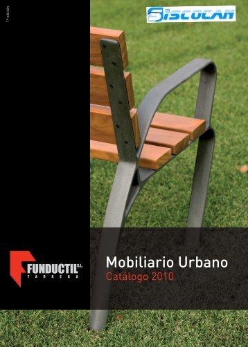 Catálogo MOBILIARIO URBANO - Siscocan