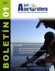 Boletín 01 - Centro de Ciencias de la Atmósfera - UNAM