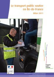 Le transport public routier11 - Driea