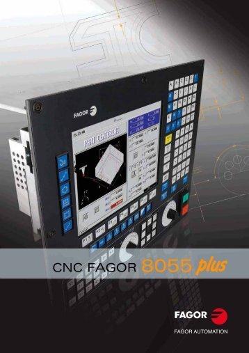 CNC FAGOR 8055 - Fagor Automation USA
