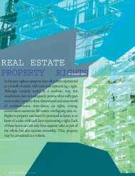 real estate property rights - International Right of Way Association