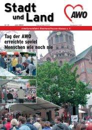 Stadt und Land 2/2003 - AWO Rheinland