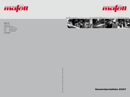 Mafell EHU 82 10 Stück Hartmetall Wendemesser 82 x 5,5 x 1,1 mm