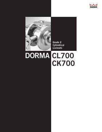 DORMA CL700 CK700