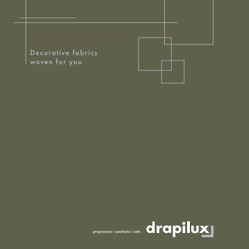 to download the bruchure as PDF file - Drapilux