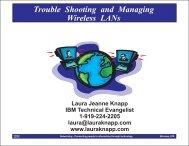 Wireless Managing - Laura Jeanne Knapp