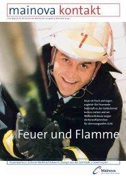 Die Frankfurter Feuerwehr - Mainova AG