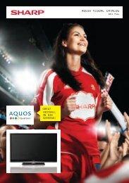 BD-HP90S/HP35S/25S Brochure GB - Sharp