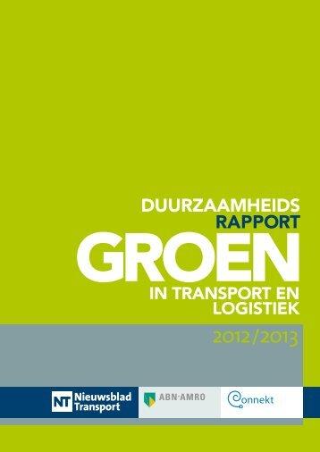 Duurzaamheidsrapport - ABN Amro