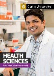 Download PDF - Health Sciences - Curtin University