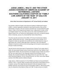 James L. Waltz. - Orange County Bar Association