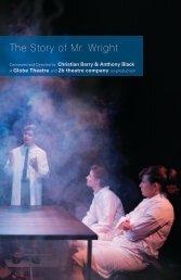 Download a digital copy of the tour brochure - Globe Theatre