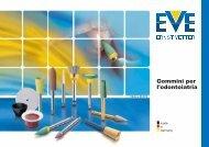 Gommini per l'odontoiatria - EVE Ernst Vetter GmbH