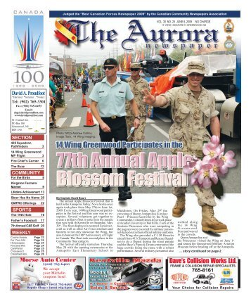 Jun 8 2009 - The Aurora Newspaper