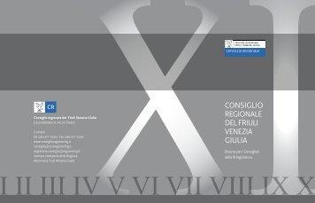 Brochure - Risorse per i Consiglieri della XI legislatura - Consiglio ...