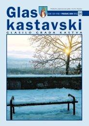glas kastavski 54 / prosinac 2009 - Grad Kastav