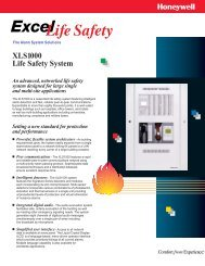 54-2439 - XLS1000 Life Safety System