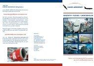FLEXIBEL – UNENTBEHRLICH - Hanse Aerospace e.V.