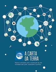 A CARTA DA TERRA - Earth Charter Initiative