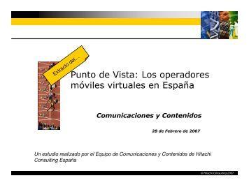 Concepto y tipos de OMV - Hitachi Consulting