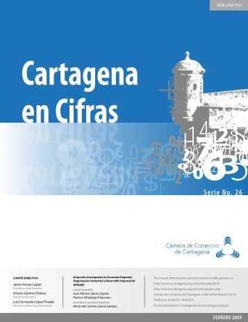 Serie No. 26 - Cámara de Comercio de Cartagena