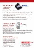 Kassajärjestelmätarjous SAM4S ER-940 & VERIFONE ... - Konttorilaite - Page 2