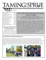 November - Denver Celiacs Chapter 17