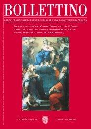 Ottobre 2005 (pdf - 2.1 MB) - Ordine Provinciale dei Medici Chirurghi ...