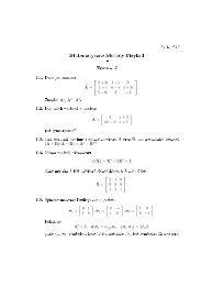 Matematyczne Metody Fizyki I Zestaw 7 - Fatcat