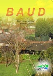Afficher le bulletin - Mairie de Baud
