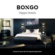 Hippe Hotels - Weekendesk-mail.com