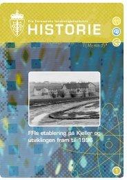 FFIs etablering på Kjeller og utviklingen fram til 1996 - Forsvarets ...