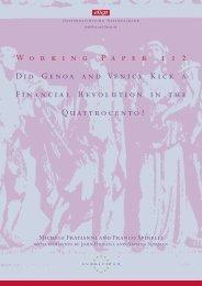 Working Paper 112 - Oesterreichische Nationalbank